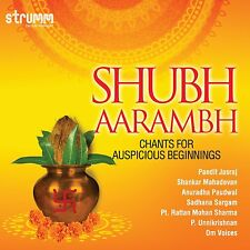 Shubh Aarambh - Chants For Auspicious Beginnings - Original CD