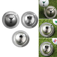 Golf Ball Line Marker Stencil Liner Marking Drawing Alignment Putting Aids