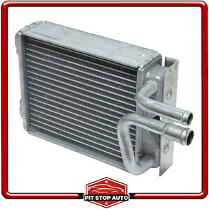 JP Auto HVAC Heater Core Compatible With Jeep Wrangler 1987 1988 1989 1990 1991 1992 1993 1994 1995 Front Replacement
