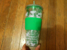 "Cold Eco Cup 24 Oz. Large Tumbler Reading Matthew 19:26 ""With God All Things..."""