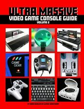 Ultra Massive Video Game Console Guide Volume 2 *NEW* Signed Upon Request