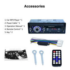 New listing Car Radio Stereo Head Unit Cd Dvd Player Mp3/Usb/Sd/Aux-In/Fm Remote Control Ov