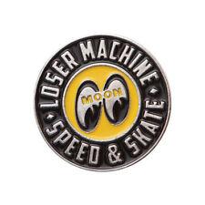 Loser Machine Mooneyes Pin