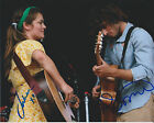 ANGUS + JULIA STONE Signed 8x10 Photo d A Heartbreak Grizzly Bear