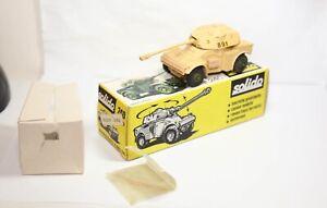 Solido 240 Panhard AML 90 In Its Original Box - Near Mint Vintage Model Lot 2