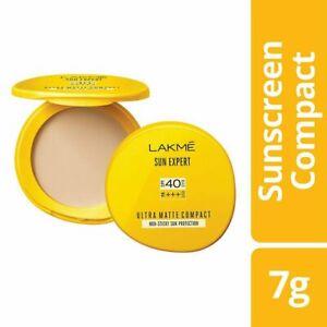 Lakme Sun Expert Ultra Matte SPF 40 PA+++ Compact, 7g + Free Shipping worlwide