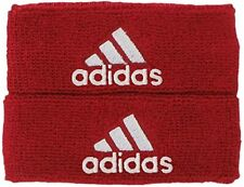 ADIDAS QO6323 Interval 1-inch Muscle Bands Red / White ( One Size )