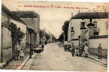 CPA bricon-grande rue (270452)