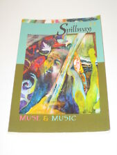 Spillway 22 Muse & Music Paperback Tebot Bach