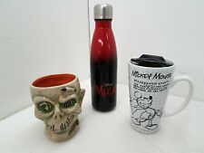 Disney Drinkware w/ Trader Sam's 2nd Edition Mug