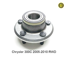 For Chrysler 300C Front Wheel Bearing & Hub Assembly  2005-2010 RWD