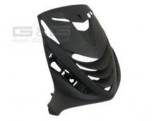 Frontverkleidung Front Verkleidung in Schwarz Matt für Piaggio Zip 2 SP 50 LC