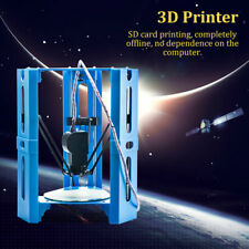 Mini DIY Desktop 3D Printer 1.75mm Filament High Precision FDM Printer  ADA