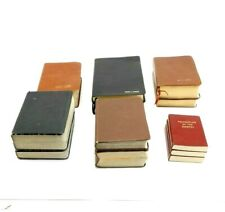 Lot Of 6 Sets Of The Book Of Mormon And The Bible One Quad Book And 5 Full Sets