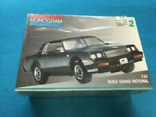 86 Buick Grand National Factory Sealed