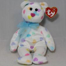 Ty Beanie Baby Kissme - MWMT (Bear 2001) Valentines