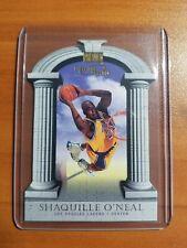 1997-98 Skybox Premium Competitive Advantage Shaquille O'Neal Diecut Insert