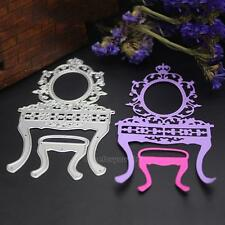 Dressing Table Cutting Dies Stencil DIY Scrapboking Paper Card Album Photo Craft
