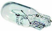 10 x 507 24V 5W CAPLESS WEDGE SIDE / TAIL LIGHT BULB TRUCK LORRY BULBS