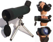 Waterproof 20x50A BAK7 Zoom Spotting Scope Monocular Telescope HD With Tripod