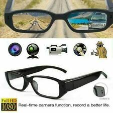 Mini HD Spy Camera Glasses 1080P Hidden Eyeglass Sunglasses Cam Eyewear DVR