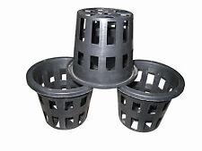 ORCHID NET POT - Hydroponic Plant Pot Top - 9.5 Cm Height - 7.5 Cm Qty - 6 Nos
