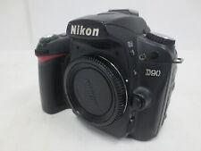 Nikon D90 12.3MP Digital SLR Camera (Body Only)