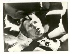 Asesinato de Bobby Kennedy . Fotografía de prensa hacia 1968. Gelatinobromuro