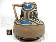 Beautiful / schöne 60´s design Schlossberg Keramik pottery  vase 275 - 25