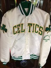 RARE Vintage 1991 Celtics-Grateful Dead Staff Tour Jacket, size MD
