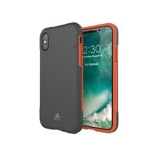 GENUINE Adidas Performance Solo Case suits iPhone X - Black/Red BRAND NEW