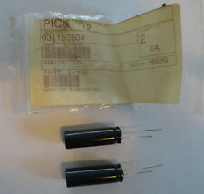 Rubycon 31-115 Capacitor Rad 16V 3300Uf 85C Tolerance 20% 2 Pack