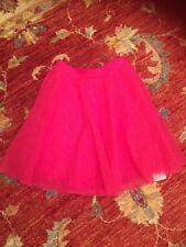 Marks & Spencer Girls Tulle Skirt BNWT Age 9 Years (Halloween)