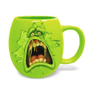 Boxed Mug Ceramic Gift Box - Ghostbusters Slimer Shaped Mug - MGC25730