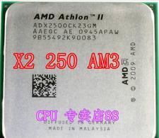 AMD AthlonⅡ X2 250 Socket AM3 CPU Processor(ADX250OCK23GM)(ADX250OCK23GQ)