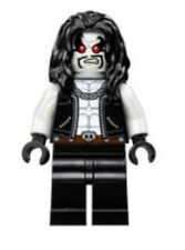 LEGO® Superheroes™ Lobo Minifig (from 76096)