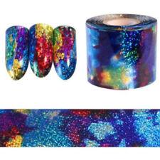 Sternenhimmel Nagelfolie Selbstklebend Nagelsticker Nagelschablonen Nail Wraps