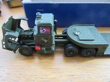 Corgi Major military Toys Mack Transporter Truck Good Condition