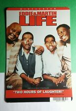 LIFE EDDIE MURPHY MARTIN LAWRENCE PHOTO MINI POSTER BACKER CARD (NOT a movie )