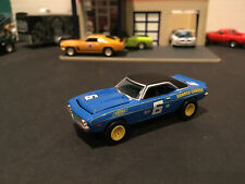 1:64 Hot Wheels LE Roger Penske 1969 69 Sunoco Chevy Camaro Pony Car