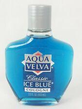 Aqua Velva Classic Ice Blue Cologne 3.5 fl oz New