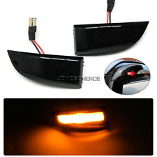 LED Dynamic Mirror Blinker Lamp For Renault Megane MK3 Scenic Fluence Latitude