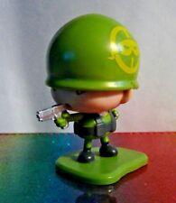 Awesome Little Green Men #20 SGT. MAJOR ATTITUDE Green