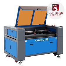Omtech 80w 35x24 Co2 Laser Engraver Cutter Cutting Engraving Ruida Autofocus