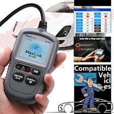 Autel ML329 AL319 Fault Tester OBD2 Diagnostic Scanner Code Reader Engine Check