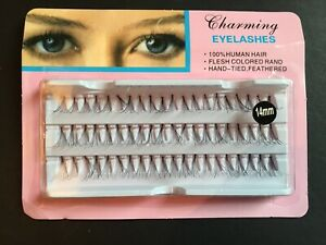 Pack of 60 Individual False Eyelash Extentions - UK Seller