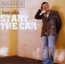 Travis Collins - Start the Car [New CD] Bonus Tracks
