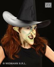 SCARY LATEX WITCH MASK FX PROSTHETIC MAKE UP HALLOWEEN FANCY DRESS COSTUME NEW