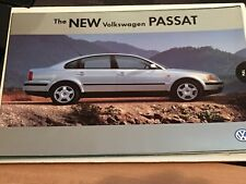 Volkswagen Passat Sales Brochure