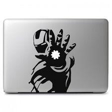 "DC Comics Superhero Iron Man Sticker Skin for Apple Macbook Pro&Air 13"" 15"" 17"""